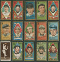 Baseball Cards:Lots, 1911-12 T205 Gold Borders and T207 Brown Background Collection(33). ...