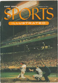 Miscellaneous Collectibles:General, 1954 Sports Illustrated First Issue....