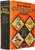 Platinum Age (1897-1937):Miscellaneous, Big Little Book #1111 Mickey Mouse Presents Silly SymphoniesStories (Whitman, 1936) Condition: FN/VF....