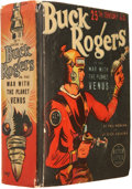 Golden Age (1938-1955):Science Fiction, Big Little Book #1437 Buck Rogers in the War With the Planet Venus(Whitman, 1938) Condition: FN/VF....