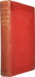 Books:First Editions, G[ustave]. F[erdinand]. von Tempsky. Mitla: A Narrative ofIncidents and Personal Adventures...