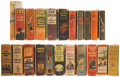 Platinum Age (1897-1937):Miscellaneous, Big Little Book Group (Whitman and others, 1933-47) Condition:Average GD.... (Total: 22 Items)