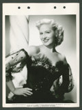 """Movie Posters:Comedy, Marilyn Maxwell in """"The Lemon Drop Kid"""" (Paramount, 1950). Keybook Stills (6) (8"""" X 11""""). Comedy.. ... (Total: 6 Items)"""