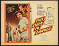 "Movie Posters:Adventure, Five Steps to Danger (United Artists, 1957). Lobby Card Set of 8(11"" X 14""). Adventure.. ... (Total: 8 Items)"