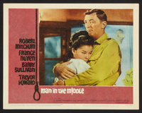 """Man in the Middle (20th Century Fox, 1964). Lobby Card Set of 8 (11"""" X 14""""). War. ... (Total: 8 Items)"""