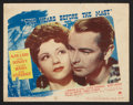 "Movie Posters:Adventure, Two Years Before the Mast (Paramount, 1946). Lobby Card Set of 8(11"" X 14""). Adventure.. ... (Total: 8 Item)"