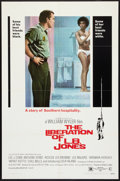 "Movie Posters:Drama, The Liberation of L.B. Jones (Columbia, 1970). One Sheet (27"" X 41""). Drama.. ..."