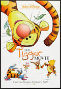 "Movie Posters:Animated, The Tigger Movie (Buena Vista, 2000). One Sheet (27"" X 40"") DSAdvance. Animated.. ..."
