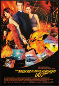 "Movie Posters:James Bond, The World is Not Enough (MGM, 1999). One Sheet (27"" X 40"") SS StyleC. James Bond.. ..."