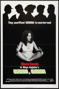 "Georgia, Georgia (Cinerama Releasing, 1972). One Sheet (27"" X 41""). Drama"