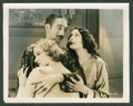 """Movie Posters:Comedy, Adolphe Menjou & Greta Nissen in """"Blonde or Brunette"""" (Paramount, 1927). Stills (4) (8"""" X 10""""). Comedy.. ... (Total: 4 Items)"""