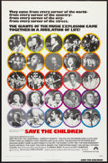 """Movie Posters:Documentary, Save the Children (Paramount, 1973). One Sheet (27"""" X 41""""). Documentary.. ..."""