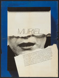"Movie Posters:Drama, Muriel ou Le Temps d'un Retour (United Artists, 1963). French Affiche (22.5"" X 30""). Drama.. ..."