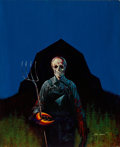Original Comic Art:Covers, Ken Barr Down on the Farm Cover Original Art (undated)....