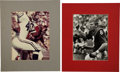 Football Collectibles:Photos, 1970's-80's NFL Stars Signed Photographs Lot of 5....
