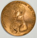 Mexico, Mexico: Ferdinand VII Bronze Proclamation Medal 1809,...