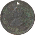 Military & Patriotic:Civil War, Excavated ID Disc of Sixth Marylander Killed in Action....