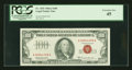 Small Size:Legal Tender Notes, Fr. 1551 $100 1966A Legal Tender Note. PCGS Extremely Fine 45.. ...