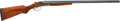 """Military & Patriotic:WWII, About Mint L. C. Smith """"Field"""" Grade Double Barrel 16 Gauge Shotgun, #FWS34609 Matching...."""