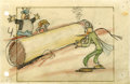 Animation Art:Production Drawing, Mr. Bug Goes to Town Storyboard Drawing Original Art(Fleischer Studios, 1941)....