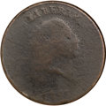 Large Cents, 1793 Chain 1C Periods Good 4 ANACS....