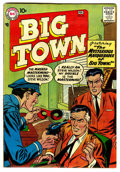 Silver Age (1956-1969):Miscellaneous, Big Town #49 Mohawk Valley pedigree (DC, 1958) Condition: VF/NM....