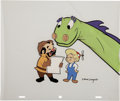 Animation Art:Production Cel, Beany and Cecil Animation Cel Original Art (undated)....