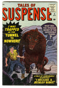 Silver Age (1956-1969):Horror, Tales of Suspense #5 (Marvel, 1959) Condition: VG/FN....