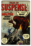 Silver Age (1956-1969):Horror, Tales of Suspense #7 (Marvel, 1960) Condition: FN+....