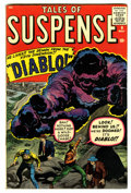 Silver Age (1956-1969):Horror, Tales of Suspense #9 (Marvel, 1960) Condition: FN+....