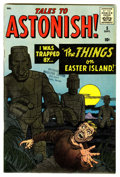 Silver Age (1956-1969):Horror, Tales to Astonish #5 (Marvel, 1959) Condition: Apparent VF-....