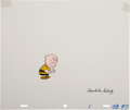 Animation Art:Production Cel, Charlie Brown Animation Production Cel Original Art(undated)....