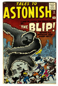 Silver Age (1956-1969):Mystery, Tales to Astonish #15 (Marvel, 1961) Condition: FN+....
