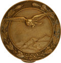 Military & Patriotic:WWI, Unusual World War I Wing Badge....