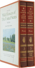 Books:Non-fiction, Harold William Rickett. Wild Flowers of the United States. Texas. Volume Three. Parts One and Two. ...