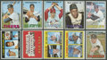 Baseball Cards:Sets, 1967 Topps Baseball Partial Set (337/609) With Almost 50 High Numbers!...