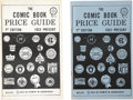 Memorabilia:Comic-Related, Overstreet Comic Book Price Guides Group of 20 (Bob Overstreet, 1970-2002)....