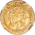 Italy, Italy: Naples. Carlo I of Anjou gold Salut d'or ND (1266-78),...