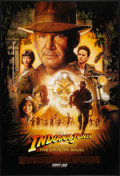 "Movie Posters:Adventure, Indiana Jones and the Kingdom of the Crystal Skull (Paramount,2008). One Sheet (27"" X 40"") Advance. Adventure.. ..."