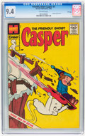 Silver Age (1956-1969):Humor, Friendly Ghost Casper #7 File Copy (Harvey, 1959) CGC NM 9.4 Off-white pages....