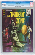 Silver Age (1956-1969):Horror, Twilight Zone #7 File Copy (Gold Key, 1964) CGC NM/MT 9.8 Off-whiteto white pages....
