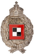 Military & Patriotic:WWI, World War I Prussian Observer's Badge....