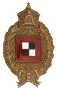 Military & Patriotic:WWI, World War I Prussian Observer's Badge. ...