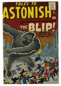 Silver Age (1956-1969):Mystery, Tales to Astonish #15 (Marvel, 1961) Condition: VG+....