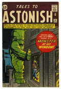 Silver Age (1956-1969):Horror, Tales to Astonish #34 (Marvel, 1962) Condition: VF+....