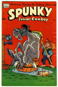 "Golden Age (1938-1955):Funny Animal, Spunky #7 Davis Crippen (""D"" Copy) pedigree (Standard Comics, 1951)Condition: VF+...."