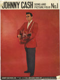 Music Memorabilia:Memorabilia, Johnny Cash Fan Club Lot. A collection of vintage Johnny Cash FanClub items from 1958 to 1960, that includes club newslette...