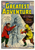 Silver Age (1956-1969):Adventure, My Greatest Adventure #13 (DC, 1957) Condition: FN/VF....