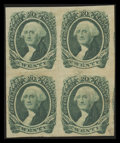 Stamps, 20c Green (13),...