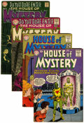 Silver Age (1956-1969):Horror, House of Mystery Group (DC, 1961-72) Condition: Average VG/FN....(Total: 33 Comic Books)